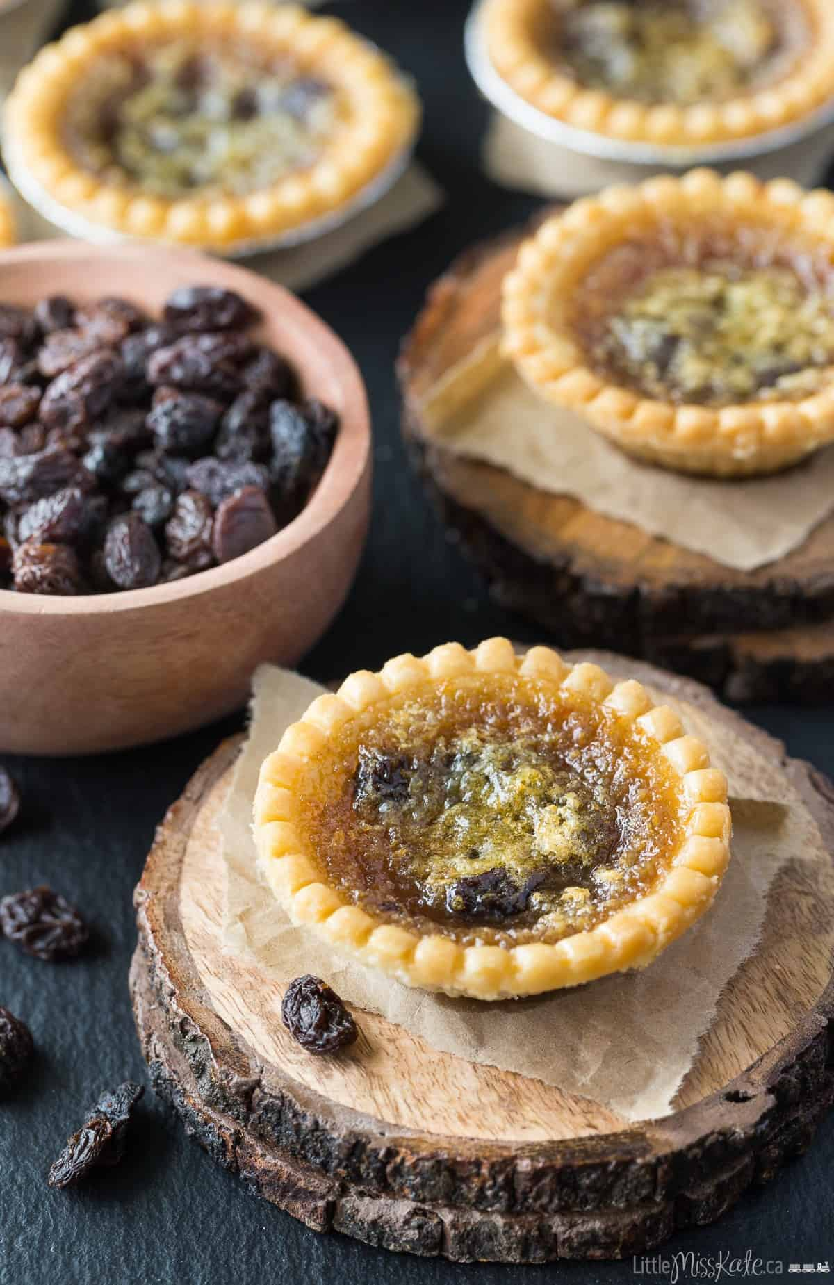 Super easy butter tarts and recipes