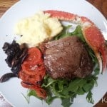 Food for Friday – Valentine's Day Surf and Turf Dinner
