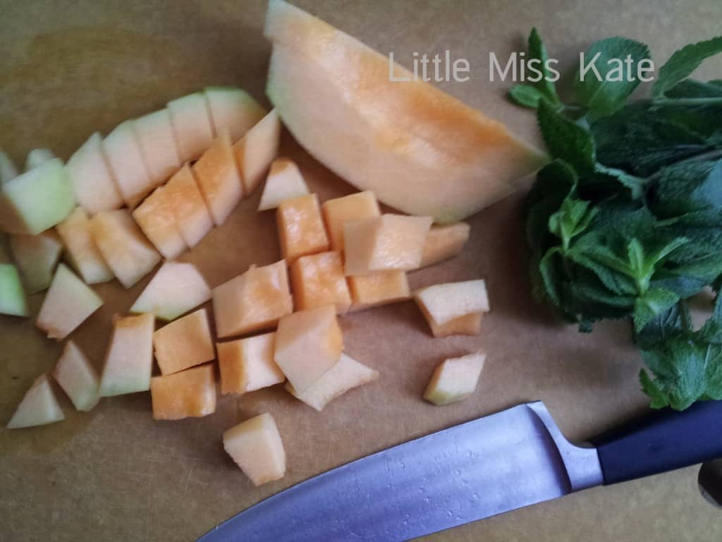 Cantaloupe Cooler Smoothie Recipe
