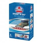 Stomp out Carpet Stains withe Stomp 'N Go from Bissell