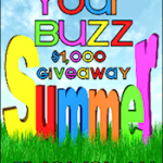 Boost your Buzz #boostbuzz – $1000 Giveaway!