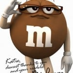 Welcome Ms. Brown to the M&M's Family! #BrownIsComing