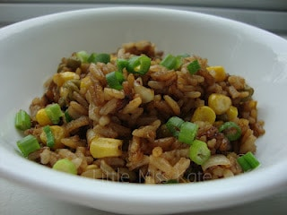 Stir Fried Rice Recipe