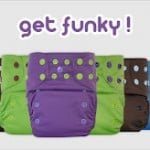 Funky Fluff 3-in-1 Cloth Diaper Review #ClothDiaperHop