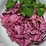 Apple and Red Cabbage Slaw Recipe