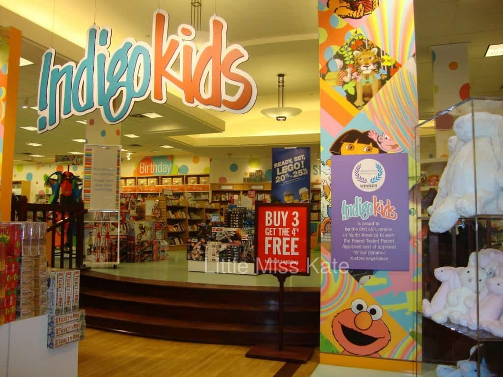 IndigoKids The Perfect Place To Shop For Birthday Gifts