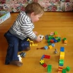 Who is ready to play?!? 30 Days of Play Challenge #LegoDuplo