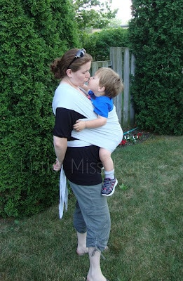 Little D's Baby Wrap Carriers Review