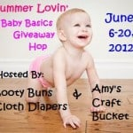 Summer Lovin' Baby Basics Giveaway Hop – Sign ups