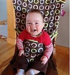 Review – Totseat Portable High Chair – ***Coupon Code***