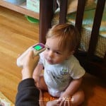 Making life as a parent a little easier one temperature at a time – Kidz-Med VeraTemp Thermometer Review