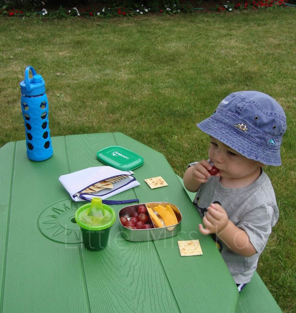 Inexpensive Ideas to Keep Kids Busy This Summer picnic