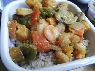 Sweet Potato and Shrimp Curry Recipe