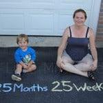 Pregnancy Update – 25 Weeks