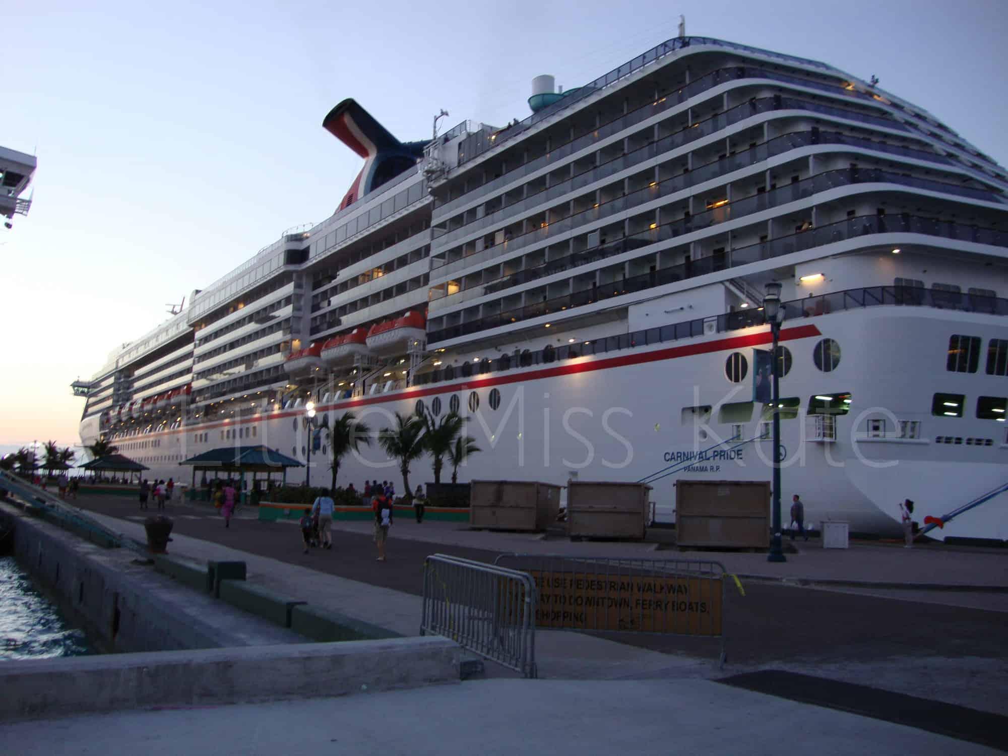 CAA Cruise Ship