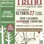 The Made by Hand Show is this weekend!