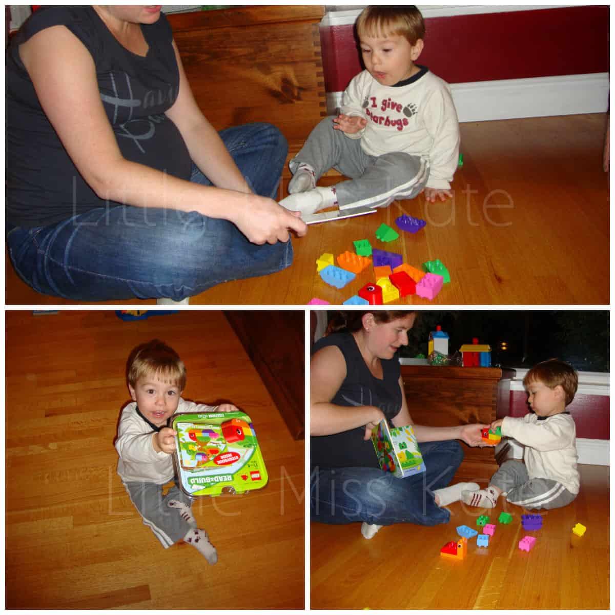LEGO DUPLO Bricks and Books
