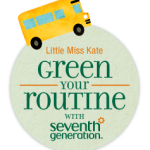 Green your Routine with Seventh Generation – Giveaway