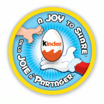 A Joy to Share KINDER Surprise & Children's Miracle Network #kindermom