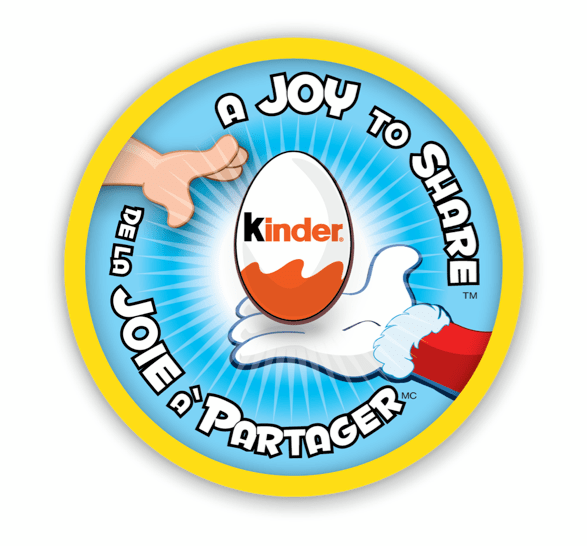 Joy to share KINDER