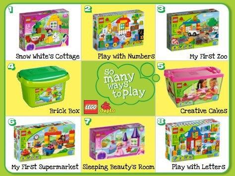 LEGO DUPLO sets