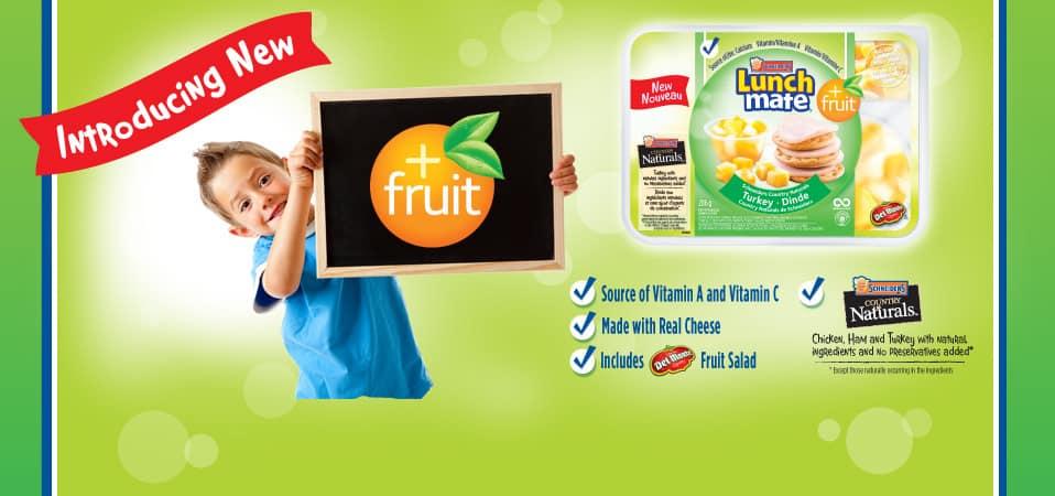 Luchmate + Fruit