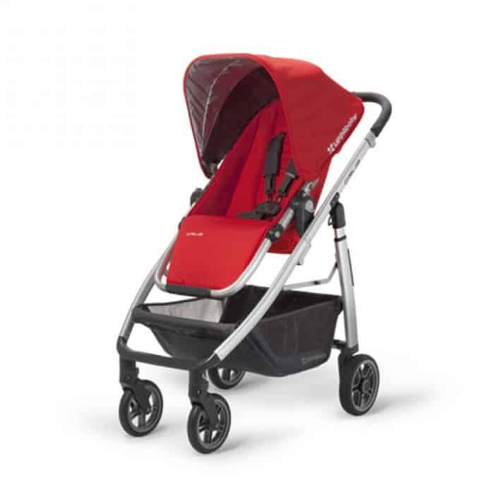 UppaBaby CRUZ Stroller Red