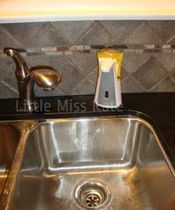 Laysol No-Touch Soap Dispenser