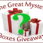Great Mystery Boxes Giveaway