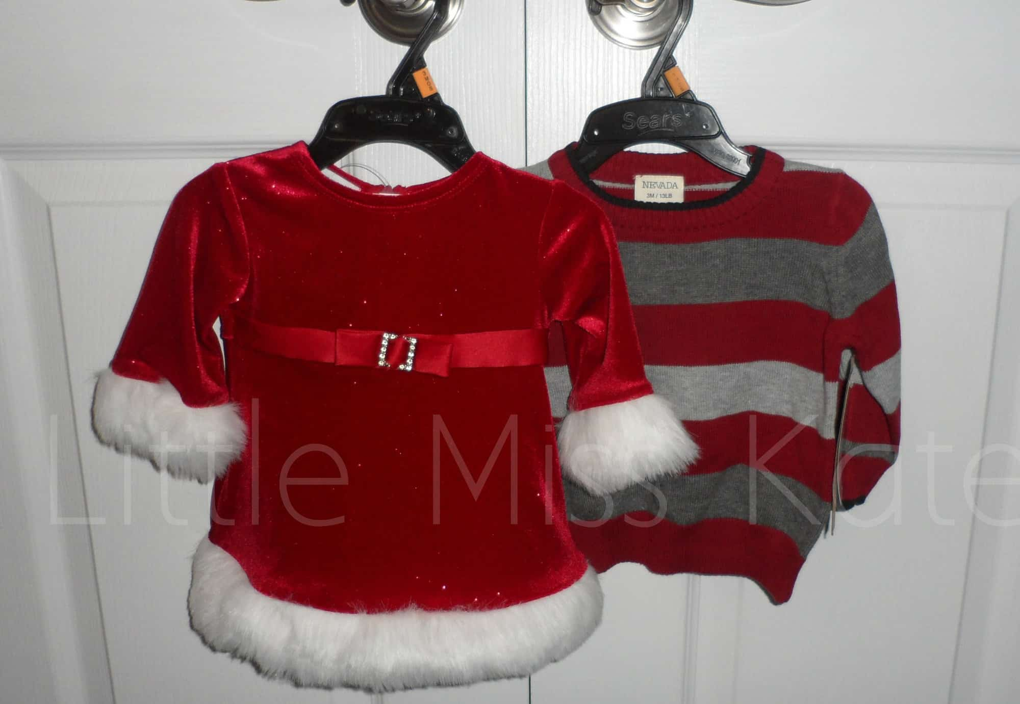 sears infant outfits