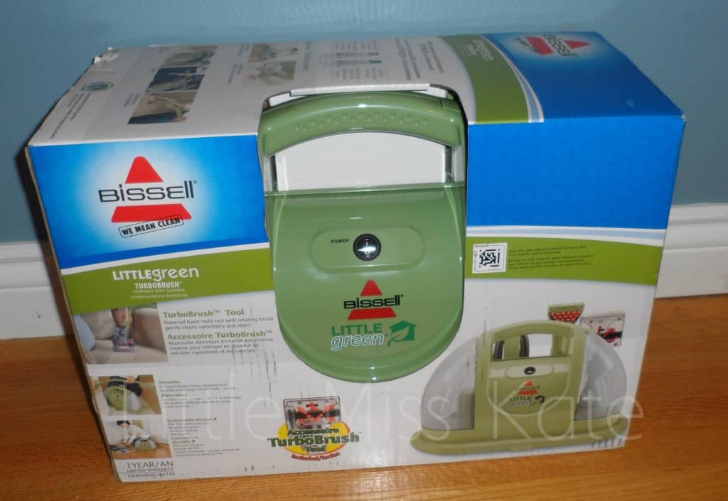 bissell little green machine bissell green lots of cleaning power in a 10861