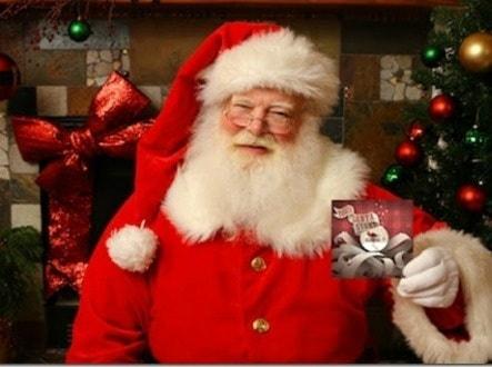 Your Santa Story  Santa