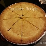 A Family Tradition: Tourtiere Recipe #HealthyFamilies