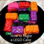 Lego Cake #Recipe #LEGODUPLOplay