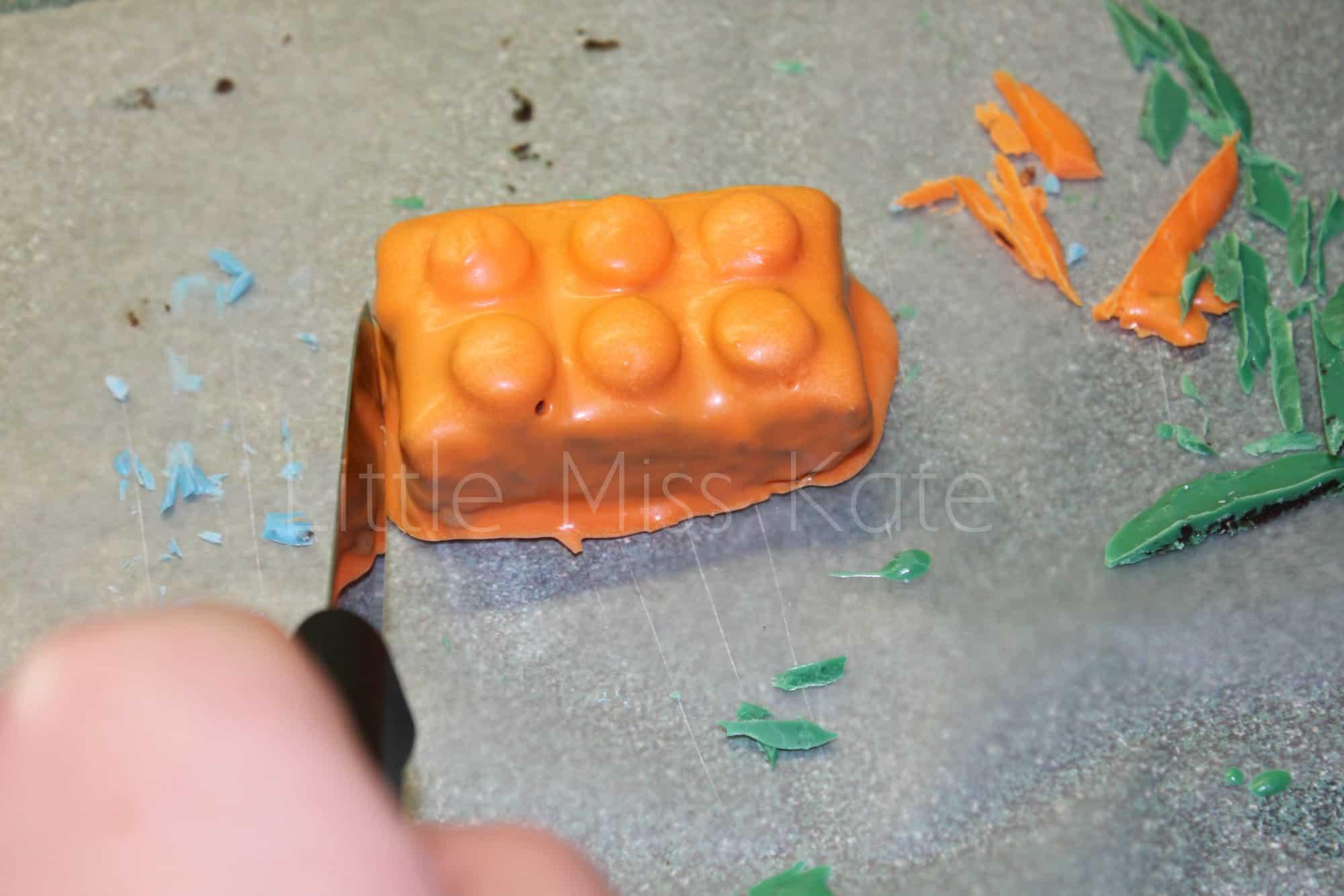 Lego cake 8