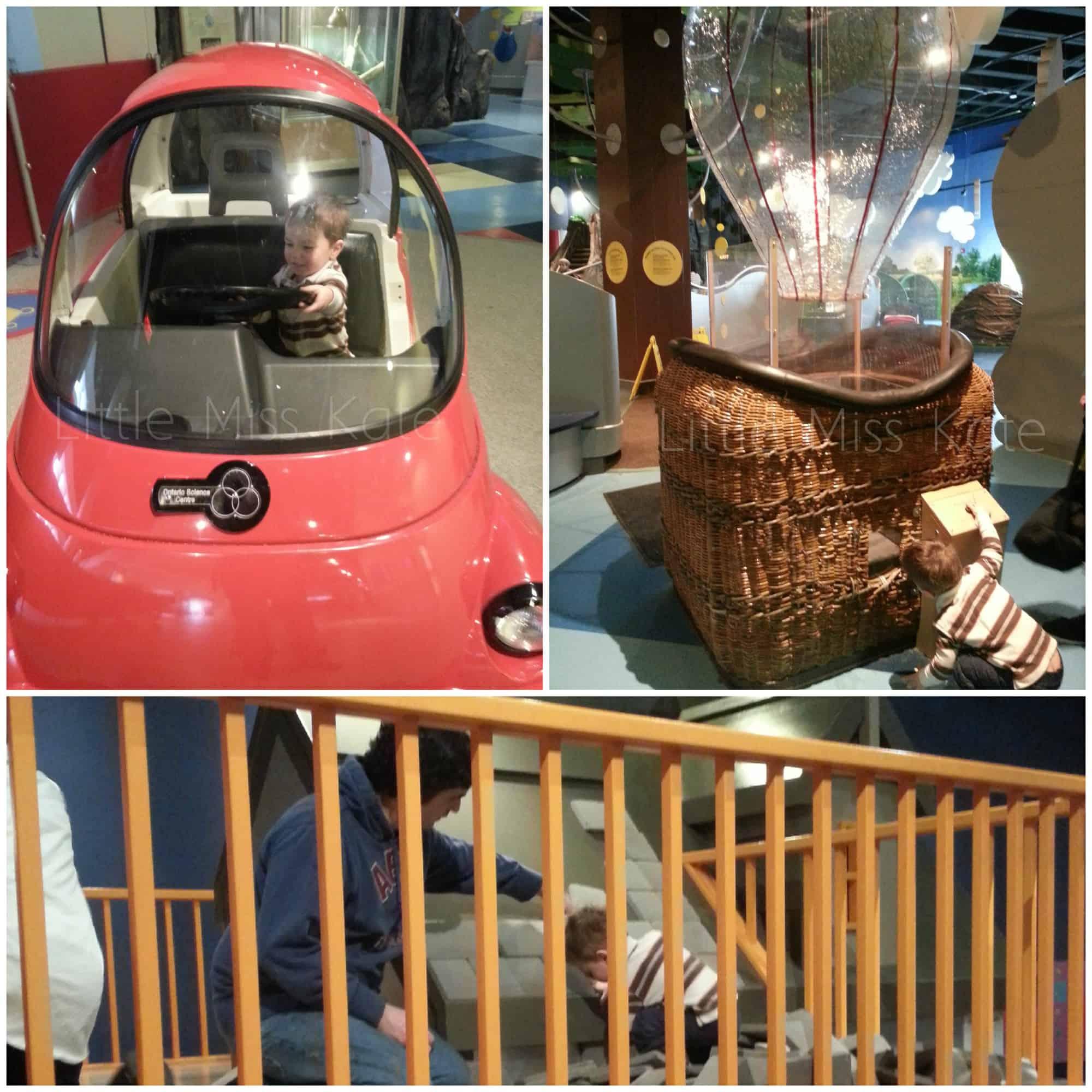 Ontario science centre kidspark 4