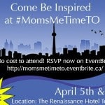 Fun weekend with #MomsMeTimeTO at @RenaissanceTO
