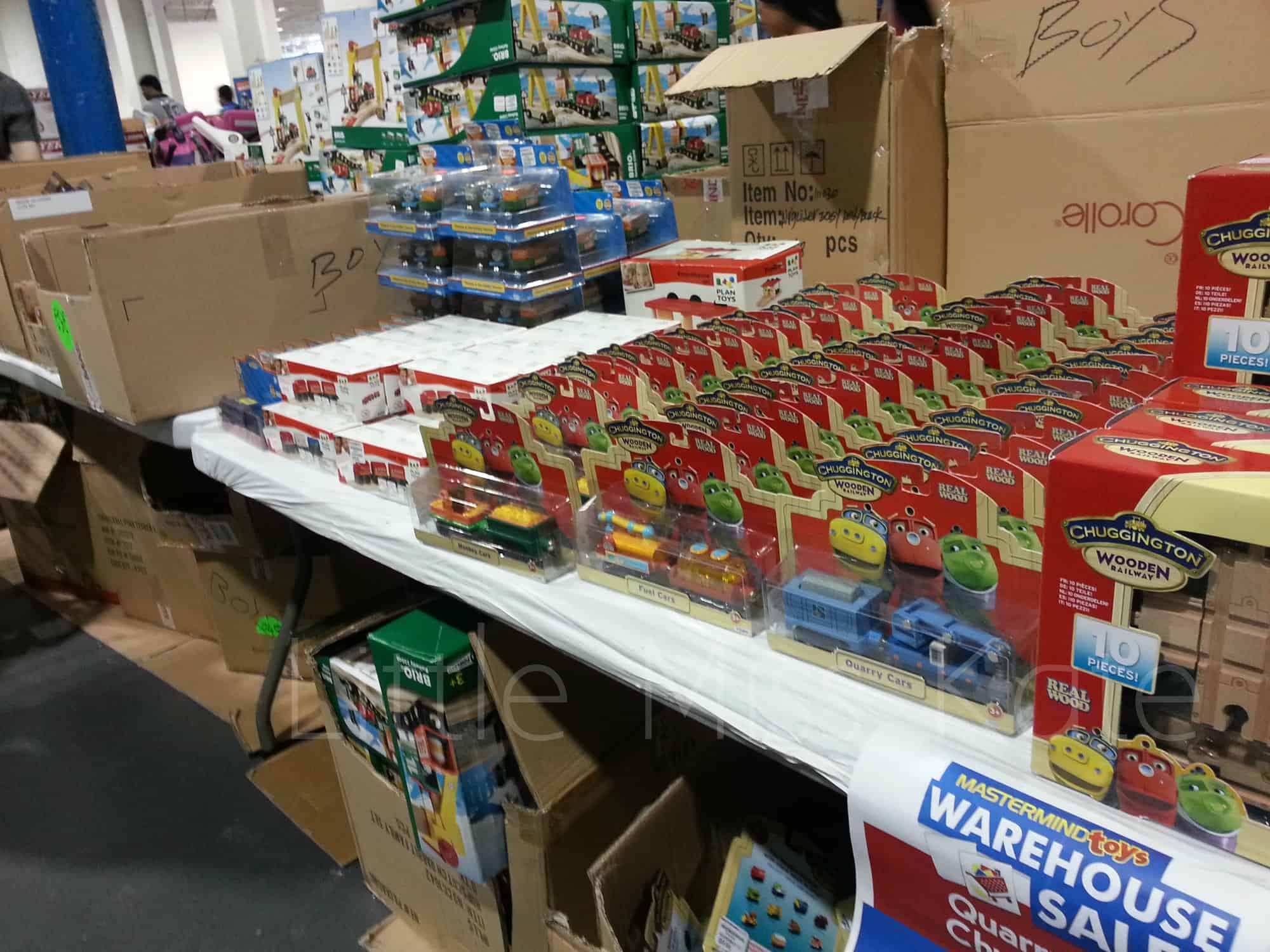 mastermind toys warehouse sale 13