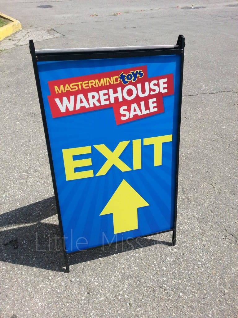 mastermind toys warehouse sale 16