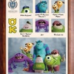 Where it all began ~ @DisneyPixar Monsters University #MonstersU
