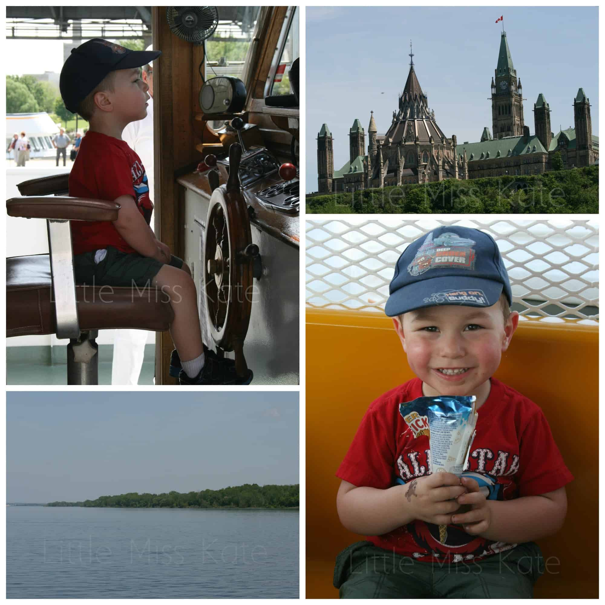 Ottawa Boat Cruise pauls boat lines