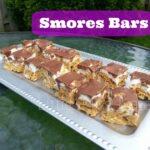 Tasty Summer Treat – Smores Bars Recipe