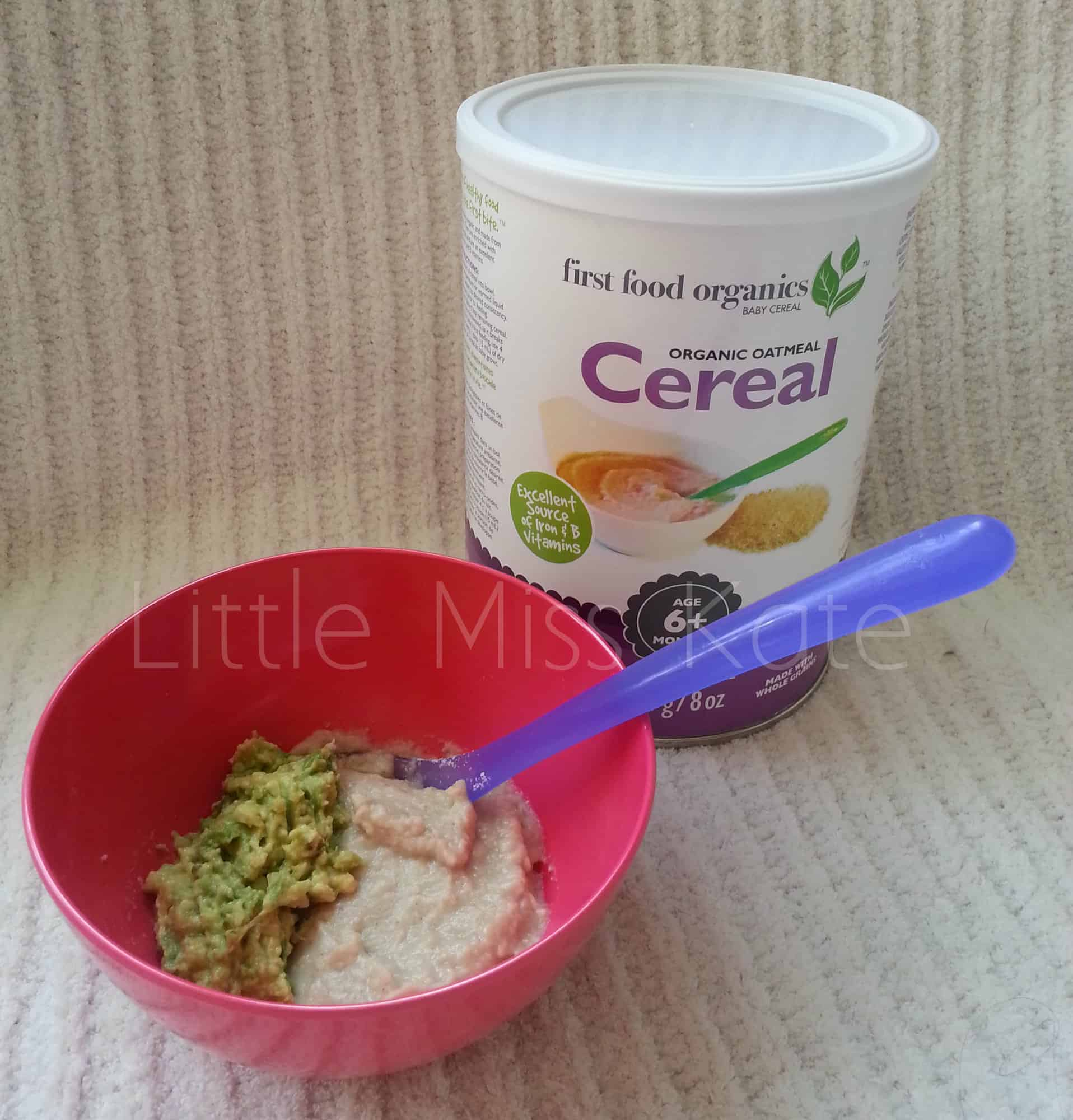 first food organics  organic baby cereal canada