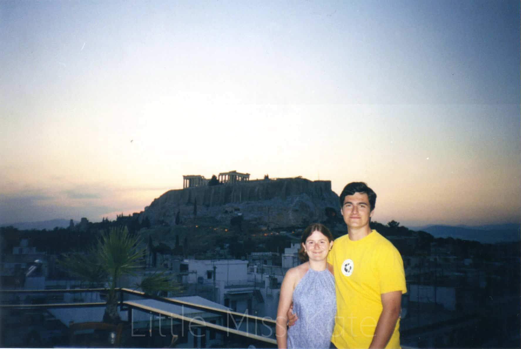 vacation - Greece 2003