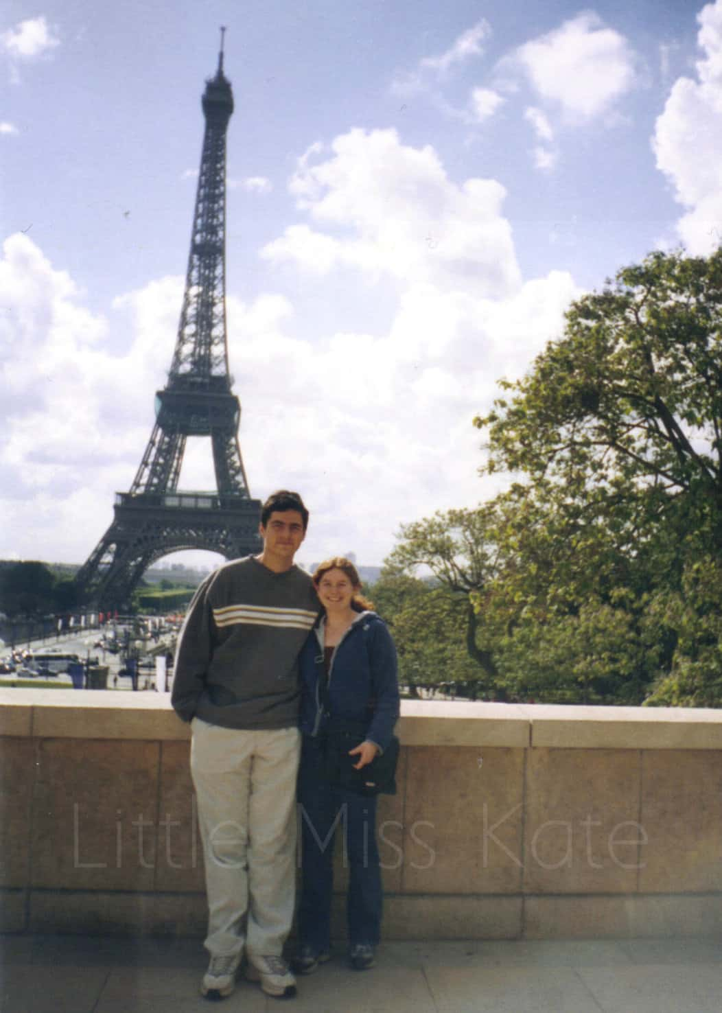 vacation - Paris 2003