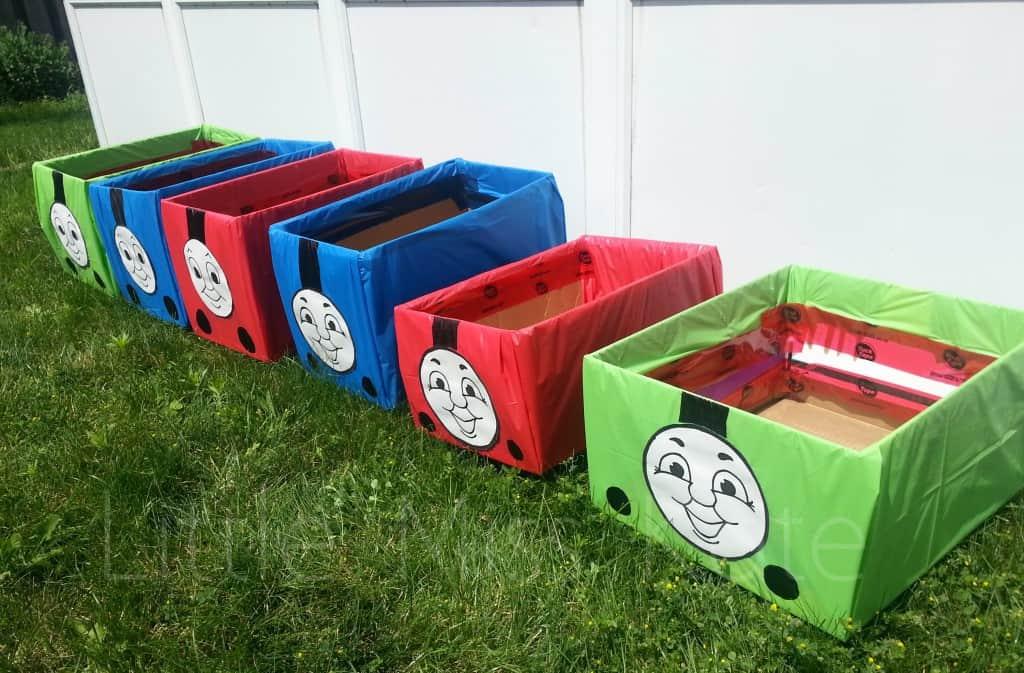 Thomas the Train toy game