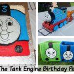 Kids Birthday Party Ideas: Thomas the Train Party Ideas