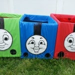 Thomas The Train Engine and Friends Ride In Toys – Perfect for a Train Party Games!