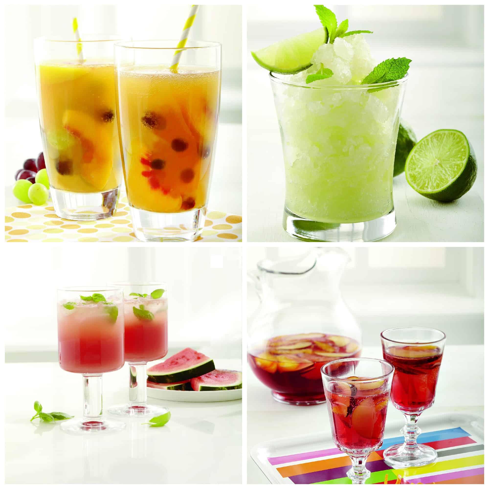summer drinks punch recipe