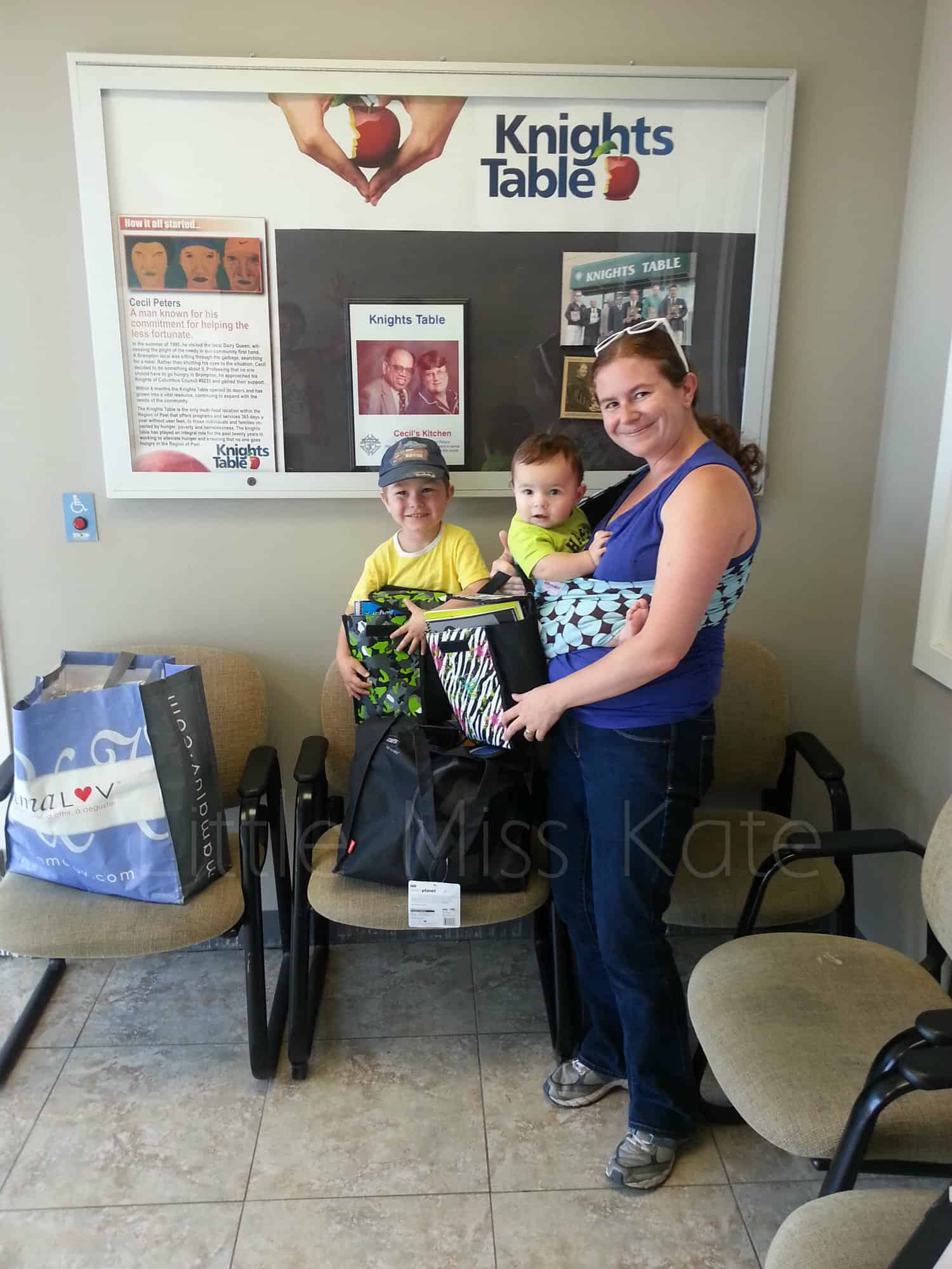 knights table brampton back to school #shop